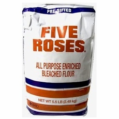 * Five Roses All Purpose Flour 5.5 lbs.