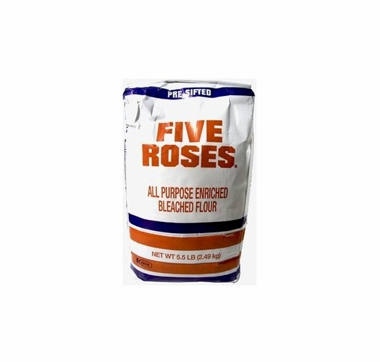 Five Roses All Purpose Flour 5.5 lbs.