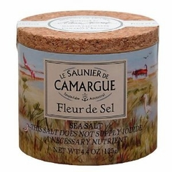 * Fleur de Sel - French Sea Salt 125 g.