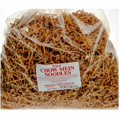 Fried Chow Mein Noodles 3-LB Bag by Oriental Chow Mein Co.