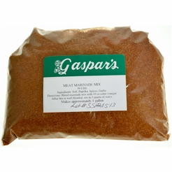 Gaspar's Meat Marinade Mix 8 oz.