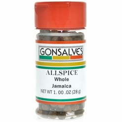 Gonsalves Allspice Whole Jamaica 1 oz.