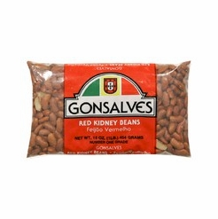 Gonsalves Red Kidney 16 oz.