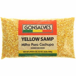 Gonsalves Yellow Samp 32 oz.