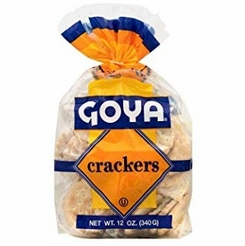 Goya Crackers 12 oz.