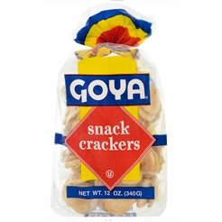 Goya Snack Crackers 12 oz.