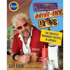Guy Fieri Cookbooks