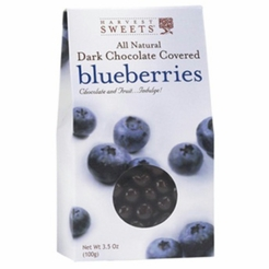 Harvest Sweets Dark Chocolate Blueberries 3.5 oz.