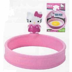 Hello Kitty Silicone Egg Ring