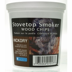 Hickory Indoor Smoking Superfine Woodchips 4 oz.