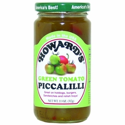 Howard's Green Tomato Piccalilli 11 oz.