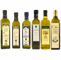 Italian Family Estate Oils