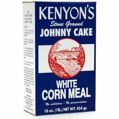 * Johnny Cake Corn Meal 1 lb.