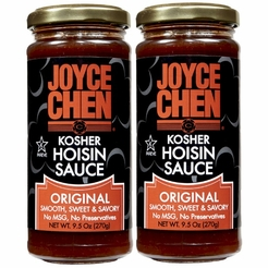 * Joyce Chen Hoisin Sauce 9.5 oz. (2 Bottles)