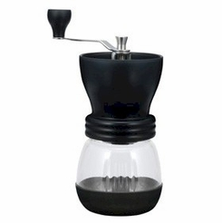 Kyocera Ceramic Coffee Grinder, Black (CM-50-CF)