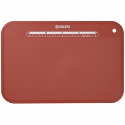 Kyocera Red Flexible Cutting Board