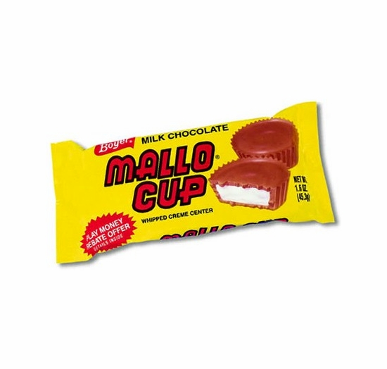 * Mallo Cups - Boyer Candy Bars 6 Pack