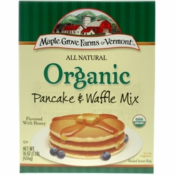 Maple Grove Farms All Natural Organic Pancake & Waffle Mix 16 oz.