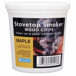 Maple Indoor Smoking Superfine Woodchips 4 oz.