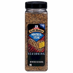McCormick Grill Mates Montreal Steak Seasoning 29 oz.