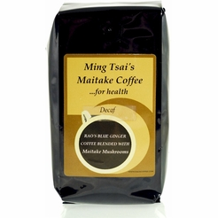 Ming Tsai's Maitake Decaf Ground Coffee 12 oz.
