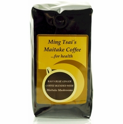 Ming Tsai's Maitake Ground Coffee 12 oz.