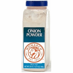 Monarch Onion Powder 20 oz.