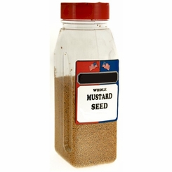 Mustard Seed Whole 22 oz. (Premium Recipe)