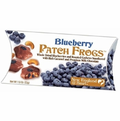 * New England @ Heart Blueberry Patch Frogs 1.9 oz. (2 Boxes)
