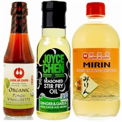 Oils & Cooking Wines