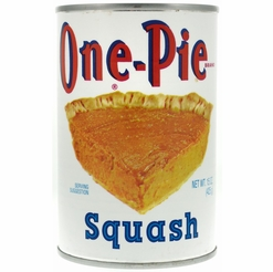 * One-Pie Squash 15 oz.