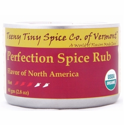 Organic Perfection Spice Rub (Flavor of North America)