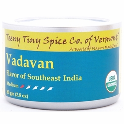 Organic Vadavan (Flavor of Southeast India)