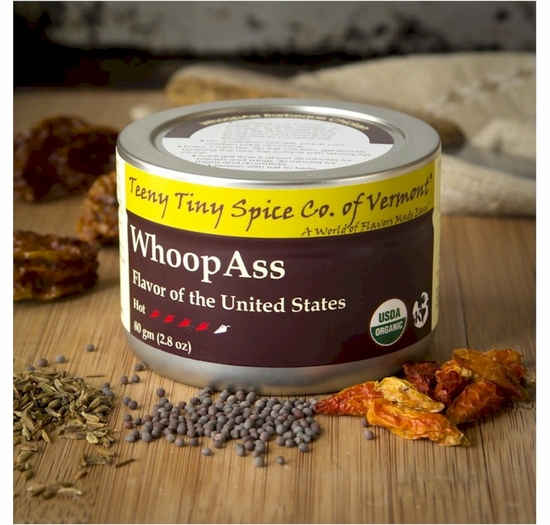 Organic WhoopAss (Flavor of the United States)