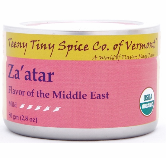 Organic Za'atar (Flavor of the Middle East)