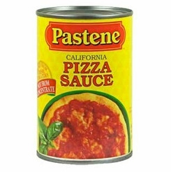 * Pastene California Pizza Sauce 15 oz.