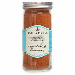 * Paula Deen Fin-N-Fish Seasoning 5.25 oz.