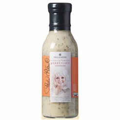 * Paula Deen Vidalia Onion Peppercorn Dressing 12 oz.