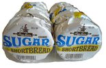 Peggy Lawton Sugar Shortbread Cookies 12/2 oz. Case