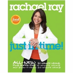 Rachael Ray: Just in Time!