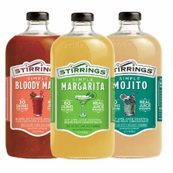Simple Cocktail Mixers by Stirrings