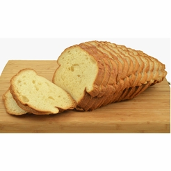 Sliced Large Portuguese Sweetbread 28 oz.
