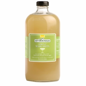 Stirrings Margarita Cocktail Mixer - 750ml