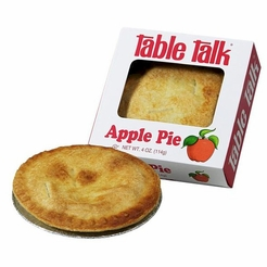 * Table Talk Apple Pie 4 oz. (4 Pack)