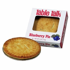 * Table Talk Blueberry Pie 4 oz. (4 Pack)