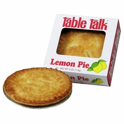 * Table Talk Lemon Pie (4 Pack)