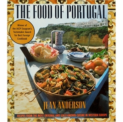 The Foods of Portugal Cookbook