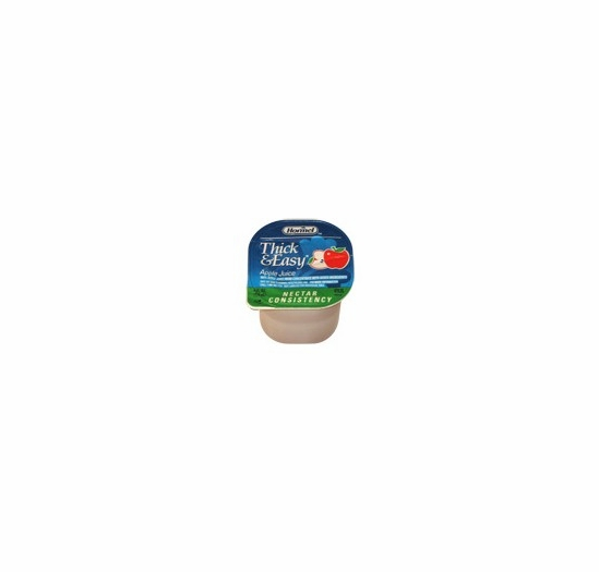 Thick & Easy Thickened Apple Juice- Nectar 24/4oz