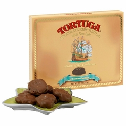 Tortuga Rum Turtles with Sea Salt 6 oz.