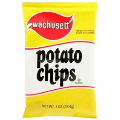 Wachusett Potato Chips 1 oz. (36-ct Case)